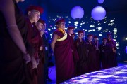 Kung fu nuns teach cosmic energy to CERN scientists